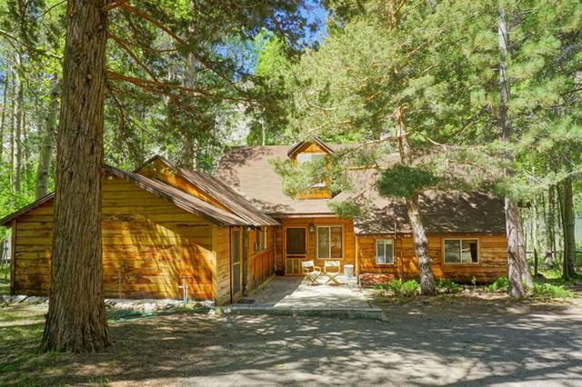 879 Nevada St., June Lake, CA 93529 (MLS #190504) :: Mammoth Realty Group