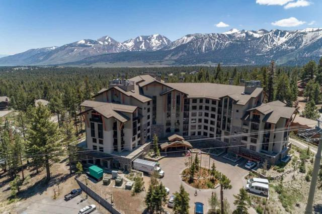 50 Hillside Drive #713, Mammoth Lakes, CA 93546 (MLS #190521) :: Mammoth Realty Group