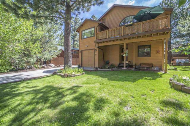 23 Shady Rest Road, Mammoth Lakes, CA 93546 (MLS #190535) :: Mammoth Realty Group