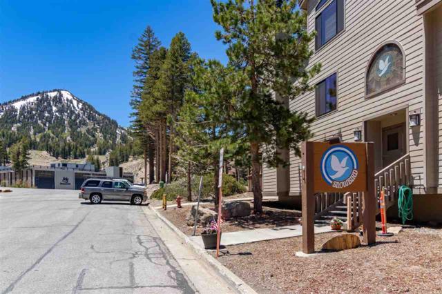 414 Rainbow LN #15 (Door 112), Mammoth Lakes, CA 93546 (MLS #190587) :: Mammoth Realty Group