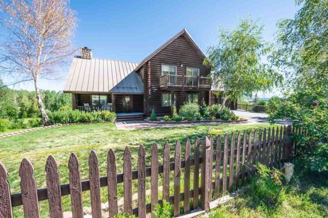 194 Hilton Creek Drive, Crowley Lake, CA 93546 (MLS #190627) :: Mammoth Realty Group