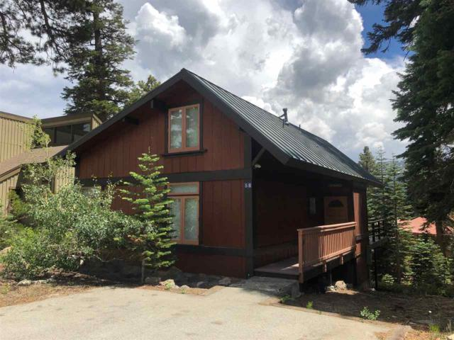 58 Aspen Place, Mammoth Lakes, CA 94657 (MLS #190642) :: Mammoth Realty Group