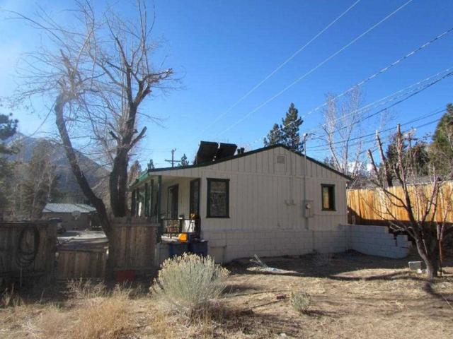 24 Wogoni Rd, Sunny Slopes, CA 93546 (MLS #190644) :: Mammoth Realty Group