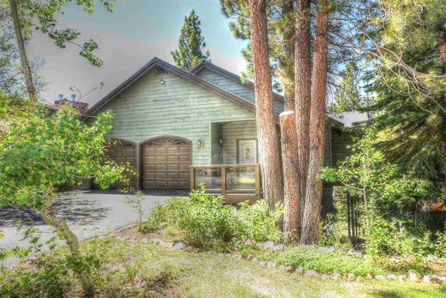 150 Valley Vista Drive, Mammoth Lakes, CA 93546 (MLS #190657) :: Mammoth Realty Group