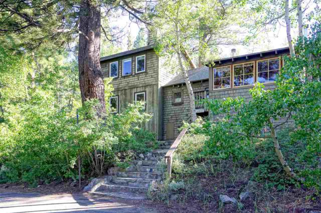 241 Forest Road, June Lake, CA 93529 (MLS #190694) :: Mammoth Realty Group