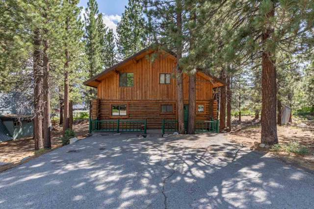 151 Pinecrest Avenue, Mammoth Lakes, CA 93546 (MLS #190705) :: Mammoth Realty Group