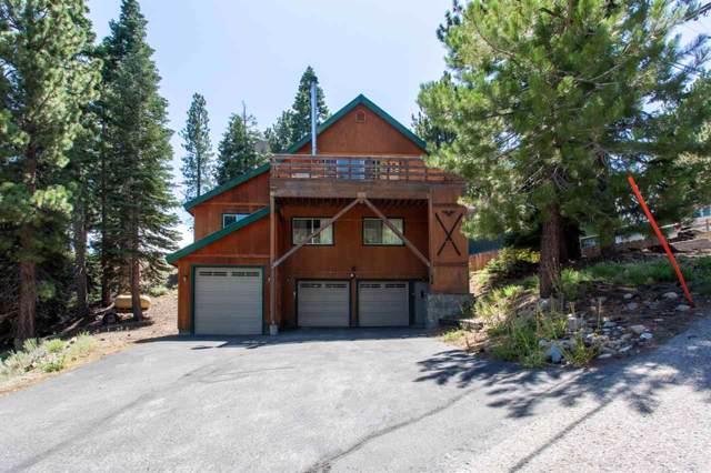 424 Alpine Circle, Mammoth Lakes, CA 93546 (MLS #190710) :: Mammoth Realty Group