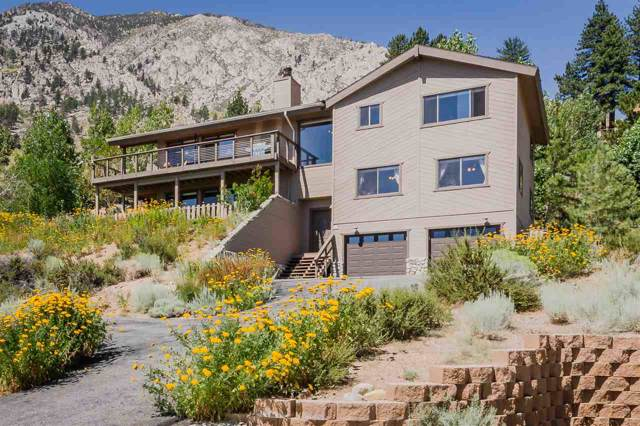 64 Foothill Drive, Swall Meadows, CA 93514 (MLS #190722) :: Mammoth Realty Group