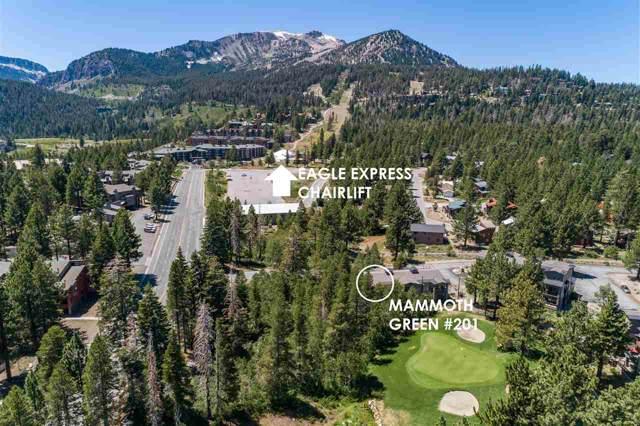 1500 Lodestar Drive #201, Mammoth Lakes, CA 93546 (MLS #190723) :: Mammoth Realty Group
