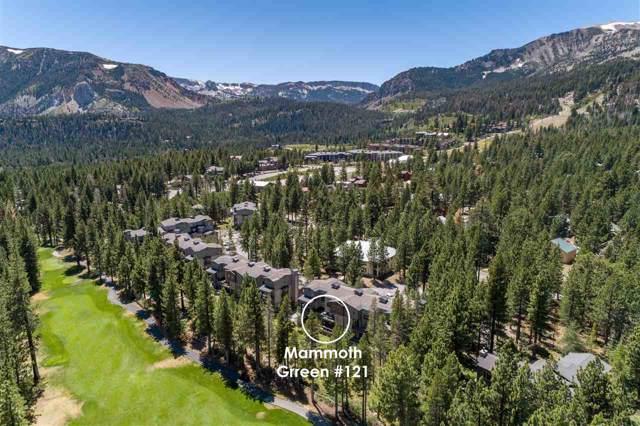1500 Lodestar Drive #121, Mammoth Lakes, CA 93546 (MLS #190741) :: Mammoth Realty Group