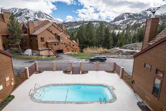 865 Majestic Pines Dr #223, Mammoth Lakes, CA 93546 (MLS #190762) :: Mammoth Realty Group