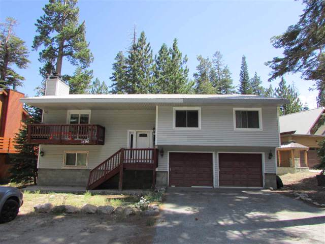1490 Majestic Pines Dr, Mammoth Lakes, CA 93546 (MLS #190763) :: Mammoth Realty Group
