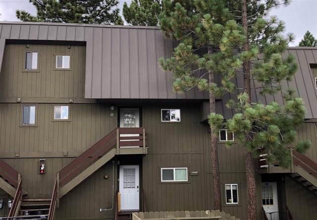 134 Laurel Mountain Road #22, MML, CA 93546 (MLS #190794) :: Mammoth Realty Group