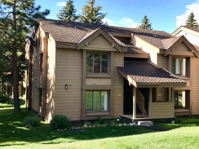 208 Snowcreek Road, Mammoth Lakes, CA 93546 (MLS #190802) :: Mammoth Realty Group