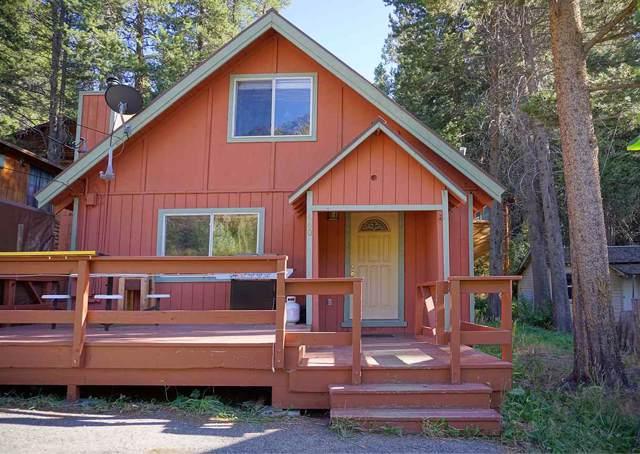 660 Minaret Road, June Lake, CA 93529 (MLS #190817) :: Mammoth Realty Group