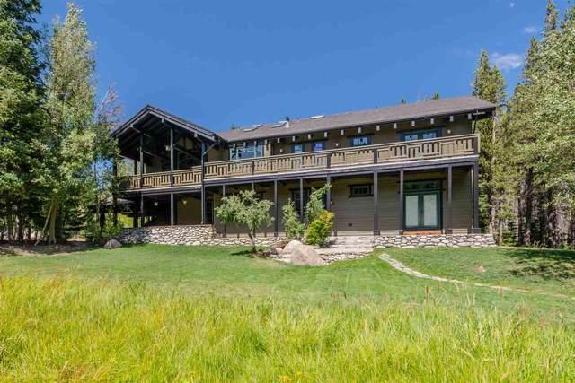 61 Meadow Court, Mammoth Lakes, CA 93546 (MLS #190858) :: Millman Team