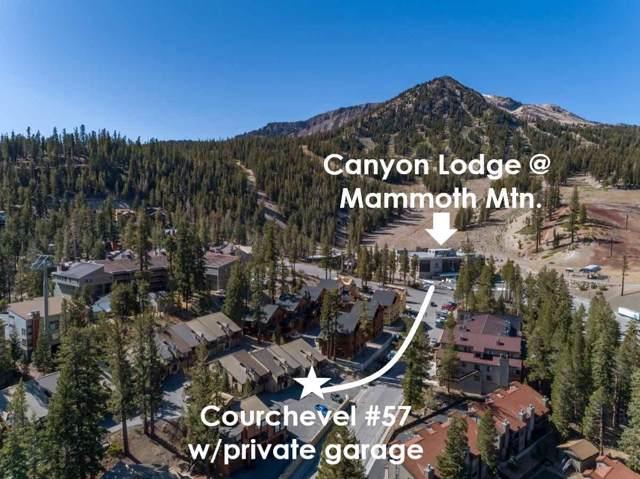 273 Rainbow Lane #57, Mammoth Lakes, CA 93546 (MLS #190863) :: Mammoth Realty Group