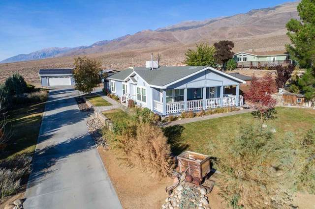 105 Tenaya Road, Bishop, CA 93514 (MLS #190877) :: Mammoth Realty Group