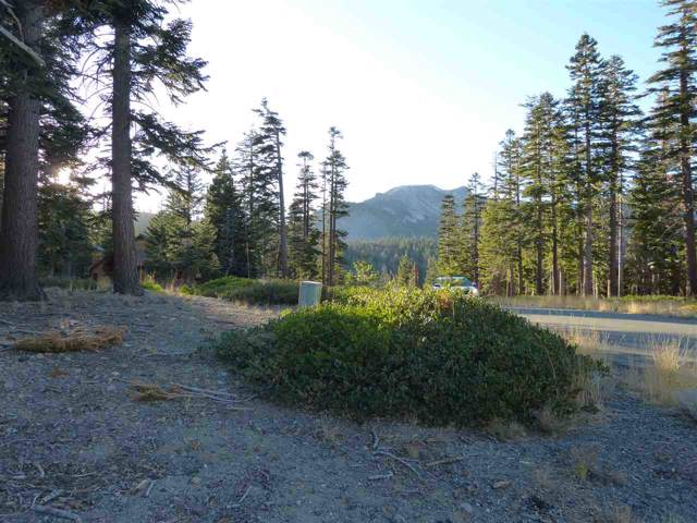 280 Le Verne Street, Mammoth Lakes, CA 93546 (MLS #190928) :: Mammoth Realty Group