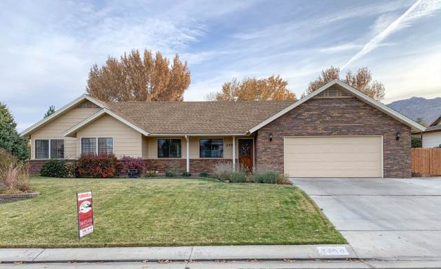 2454 Sunset Drive, Bishop, CA 93514 (MLS #190957) :: Mammoth Realty Group
