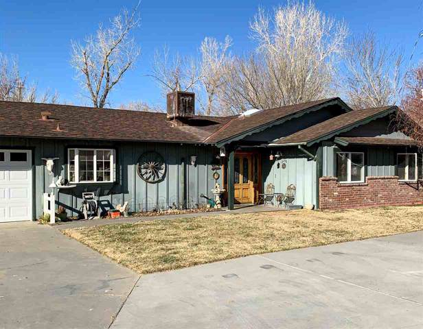 595 Brockman Lane, Bishop, CA 93514 (MLS #191027) :: Mammoth Realty Group
