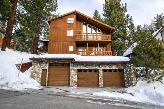 92 Convict Dr, Mammoth Lakes, CA 93546 (MLS #200006) :: Mammoth Realty Group