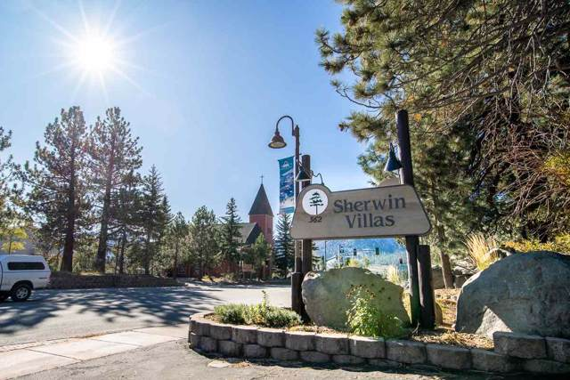 362 Old Mammoth Rd. #59, Mammoth Lakes, CA 93546 (MLS #200043) :: Mammoth Realty Group