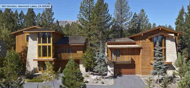 480 Obsidian Drive, Mammoth Lakes, CA 93546 (MLS #200044) :: Mammoth Realty Group