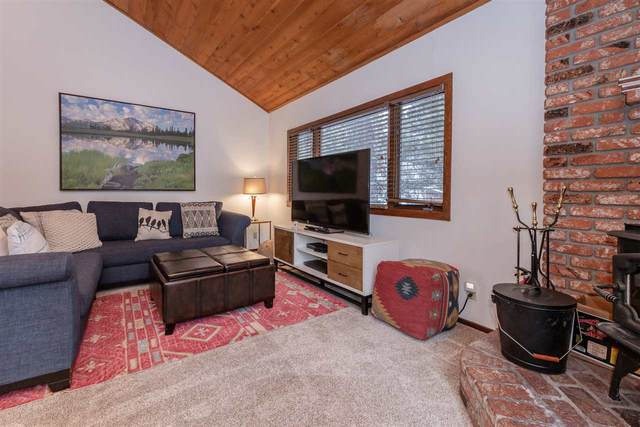 3005 Meridian Blvd #52, Mammoth Lakes, CA 93546 (MLS #200101) :: Mammoth Realty Group