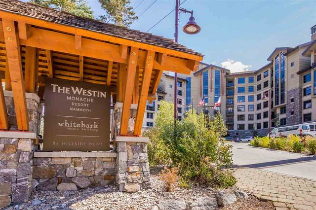 50 Hillside Drive #541, Mammoth Lakes, CA 93546 (MLS #200102) :: Mammoth Realty Group
