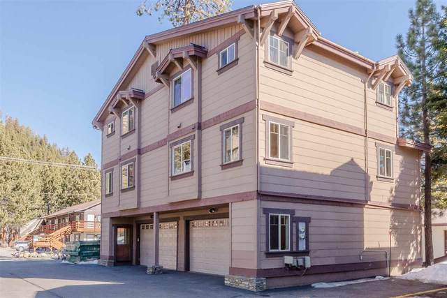 45 Mountain Blvd #2, Mammoth Lakes, CA 93546 (MLS #200115) :: Mammoth Realty Group