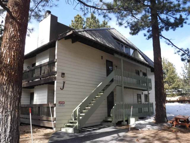 2289 Sierra Nevada Rd J-1, Mammoth Lakes, CA 93546 (MLS #200120) :: Mammoth Realty Group