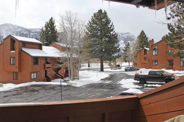 103 Meadow Lane #40, Mammoth Lakes, CA 93546 (MLS #200220) :: Mammoth Realty Group