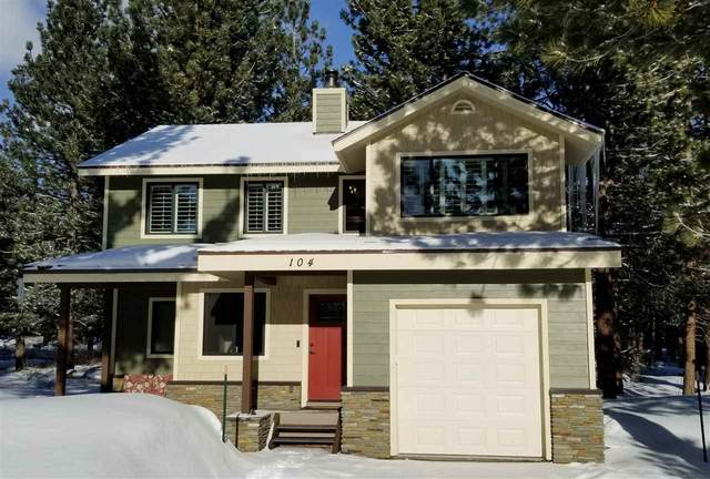 104 Shady Rest Road, Mammoth Lakes, CA 93546 (MLS #200228) :: Mammoth Realty Group