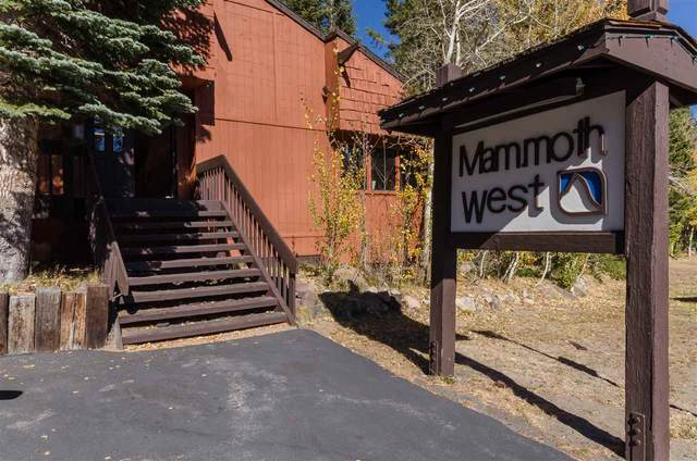 808 Canyon Blvd #109, Mammoth Lakes, CA 93546 (MLS #200240) :: Mammoth Realty Group