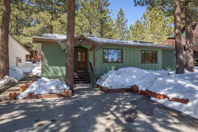 344 Monterey Pine Road, Mammoth Lakes, CA 93546 (MLS #200250) :: Mammoth Realty Group