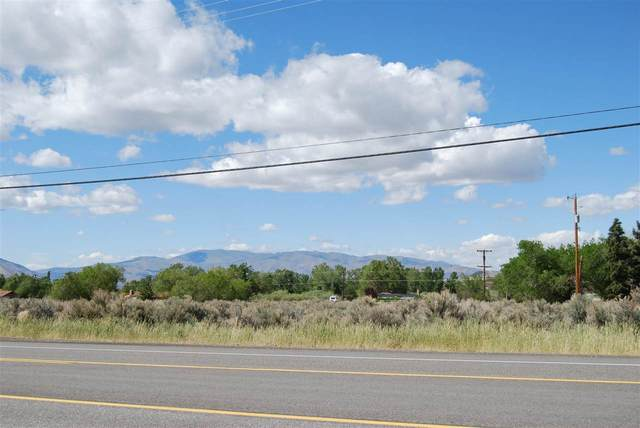 Hwy 395 N & Mill Creek/ Corner Lot, Walker, CA 96107 (MLS #200275) :: Millman Team
