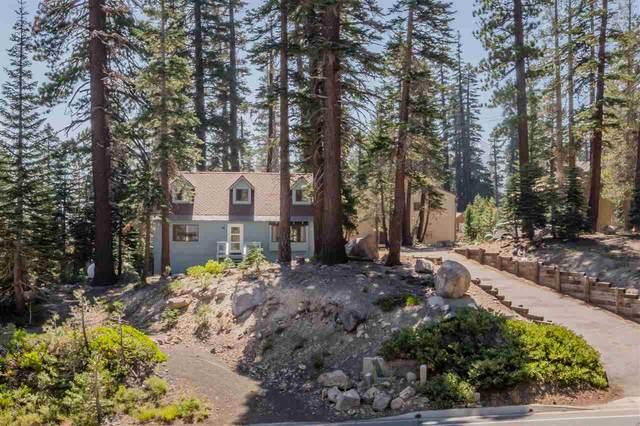 703 Canyon Boulevard, Mammoth Lakes, CA 93546 (MLS #200338) :: Mammoth Realty Group