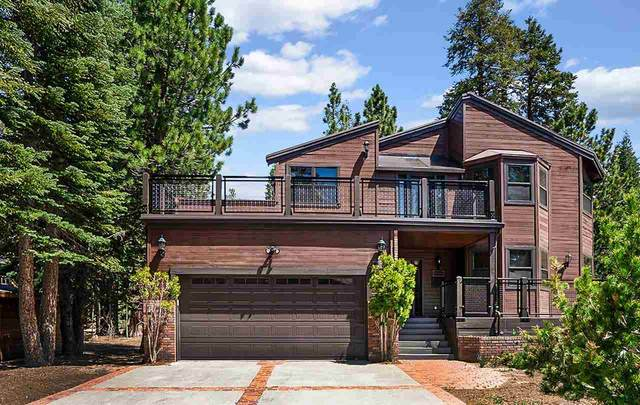 139 Ridgecrest, Mammoth Lakes, CA 93546 (MLS #200341) :: Millman Team