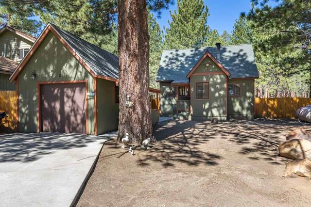 2 Shady Rest Rd, Mammoth Lakes, CA 93546 (MLS #200361) :: Millman Team