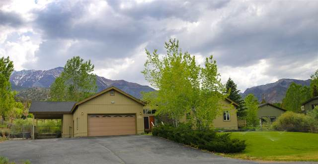 126 Aspen Terrace, Crowley Lake, CA 93546 (MLS #200384) :: Mammoth Realty Group
