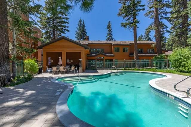435 Lakeview Blvd. #65, Mammoth Lakes, CA 93546 (MLS #200524) :: Millman Team