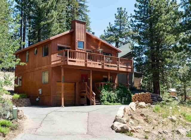 1390 Forest Trail, Mammoth Lakes, CA 93546 (MLS #200587) :: Millman Team