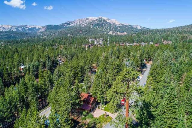 119 Holiday Way, Mammoth Lakes, CA 93546 (MLS #200630) :: Millman Team