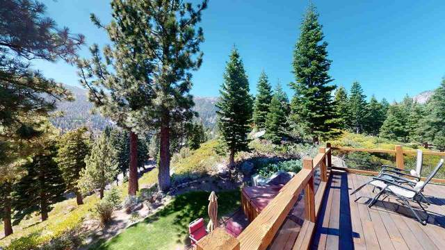 95 Crawford Avenue, Mammoth Lakes, CA 93546 (MLS #200661) :: Mammoth Realty Group