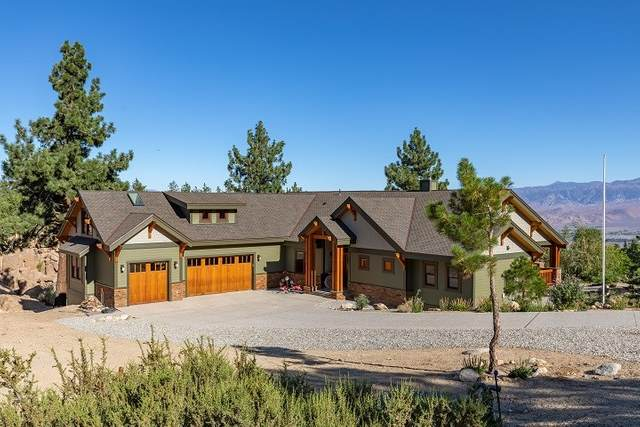 72 N Valley View Drive, Swall Meadows, CA 93514 (MLS #200677) :: Mammoth Realty Group