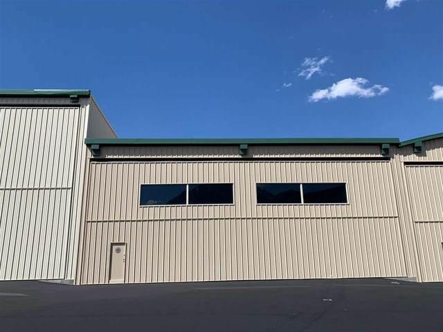 1334 Airport Rd Corporate 11 Road, Mammoth Lakes, CA 93546 (MLS #200683) :: Millman Team