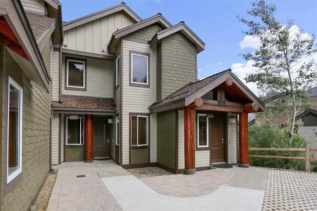300 Juniper Springs Dr  #103, Mammoth Lakes, CA 93546 (MLS #200692) :: Mammoth Realty Group