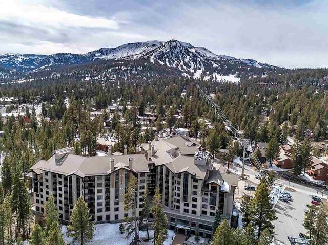 50 Hillside Drive, Mammoth Lakes, CA 93546 (MLS #200694) :: Millman Team