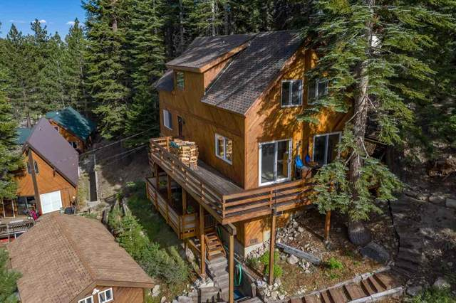 203 Alpine Cir, Mammoth Lakes, CA 93546 (MLS #200701) :: Millman Team